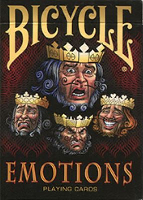 Emotions Playing Cards - 1st Edition (Out of Print)