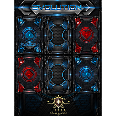 Evolution Playing Cards