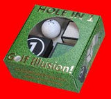 Hole in One Golf Illusion