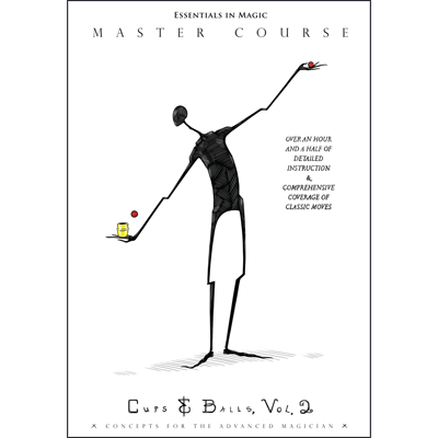 Master Course Cups and Balls vol. 2
