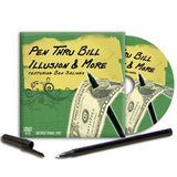 Pen Thru Bill Illusion and More