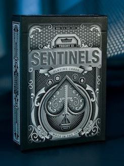 Sentinels Playing Cards