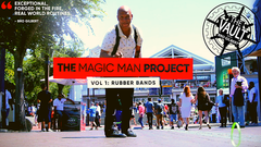 The Magic Man Project - V.1 (Rubber Bands)