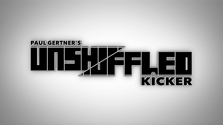 Unshuffled Kicker