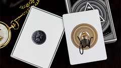 Verum Videre 2nd Anniv. Playing Cards