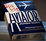 Aviator Jumbo Playing Cards
