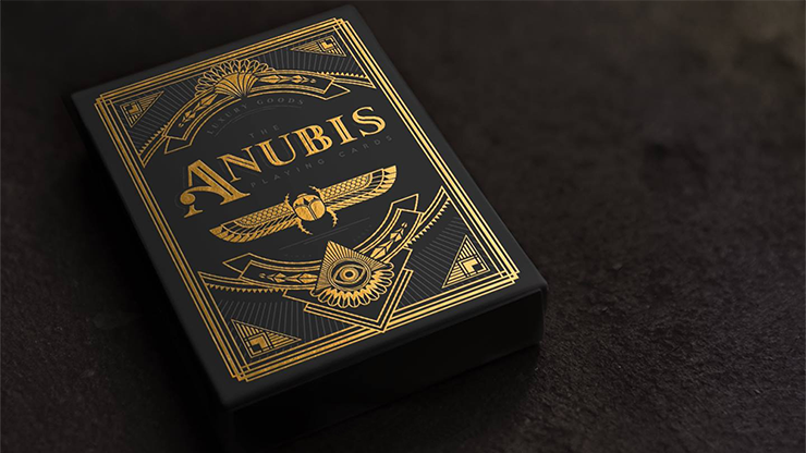 Anubis Playing Cards
