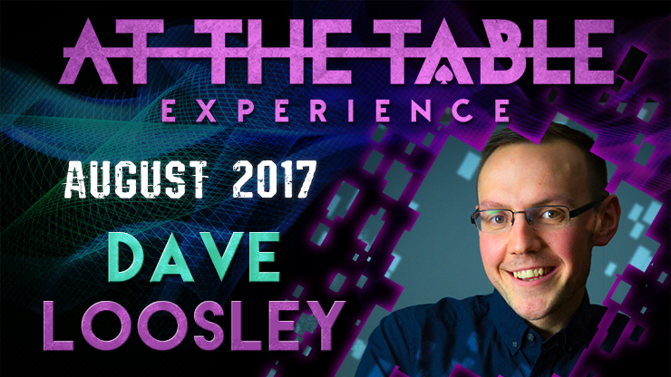 At The Table Live Lecture - Dave Loosley