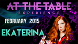 At The Table Live Lecture - Ekaterina