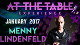 At The Table Live Lecture - Menny Lindenfeld