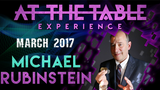 At The Table Live Lecture - Michael Rubinstein