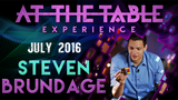 At The Table Live Lecture - Steven Brundage