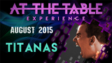 At The Table Live Lecture - Titanas