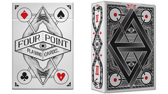 1st Edition White Deck Playing Cards