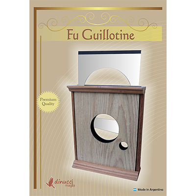 Fu Guillotine by Dinucci Magic