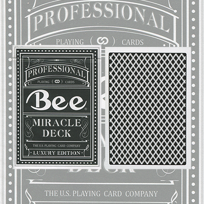 Bee Miracle Magic 8 Anniversary Playing Cards