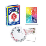 Bicycle Rainbow Back Playing Cards