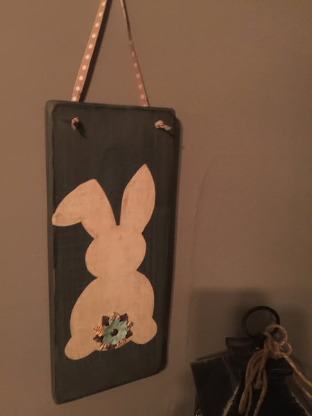 Bunny -wall art