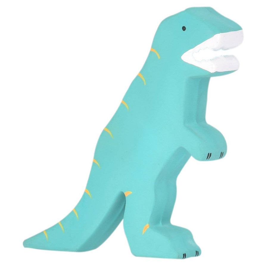 Dinosaur Natural Rubber Toy/ Teether