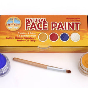 Mini Natural Face Paint Kit