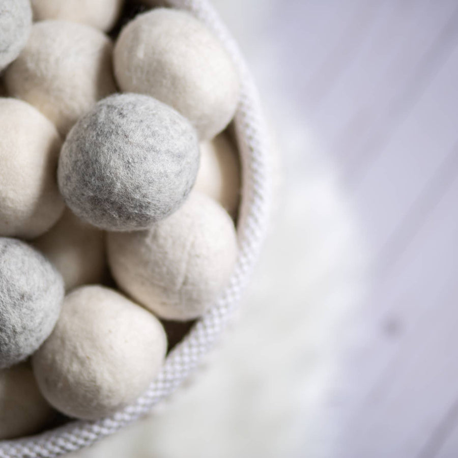 Cruelty Free Dryer Balls - Zero Waste, Case of 3