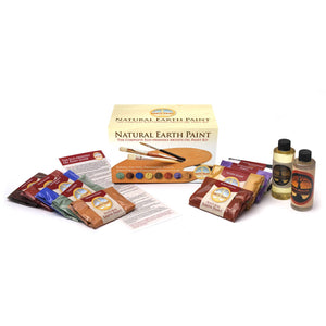 The Complete Eco friendly Artist Oil Paint Kit