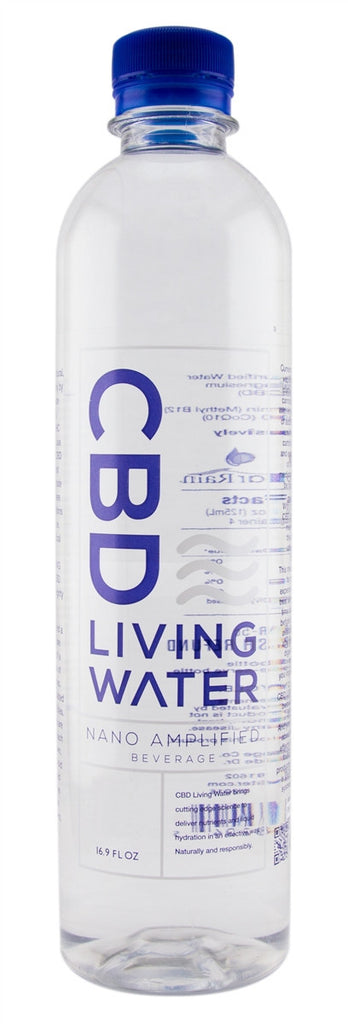 CBD Living Water: CBD Infused H20 | Case - cbdcentro - 2