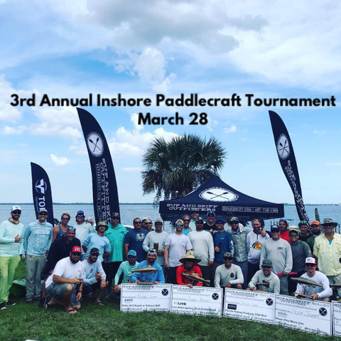 3rd Annual Inshore Fishing Tournament 5/02/20