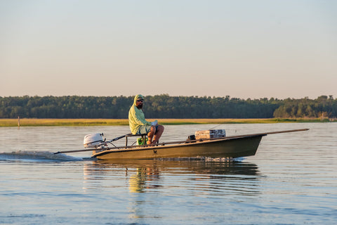 Skiffs & Outboards – SUP & Skiff Outfitters