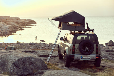 Thule Tepui FootHill Rooftop Tent New Model!