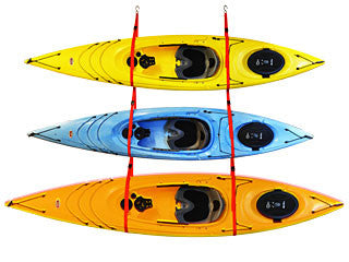 Malone SlingThree Wall & Ceiling Storage SUP or Kayak