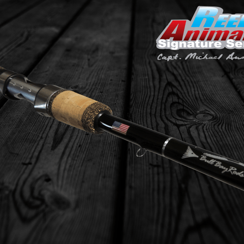 Bull Bay Rod Reel Animals Signature Series #17