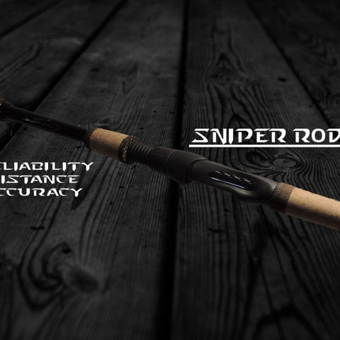 Bull Bay Tactical Series Sniper Rod
