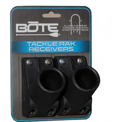 Bote Tackle Rac Receivers for Inflatable