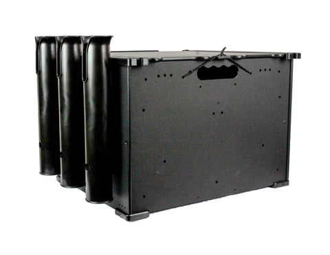 Yak Attack BlackPak Fishing Crate