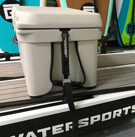 SUP & Skiff 4' Cooler Tie Down