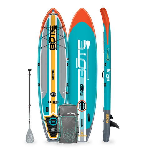 Bote Flood Aero Inflatable 11' Board