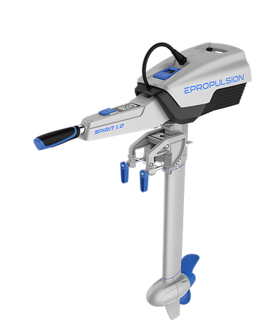 "EPropulsion Spirit 1.0 Electric Outboard Short (15"" Transom)"