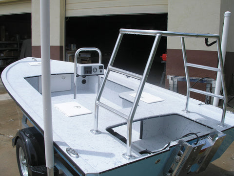 Poling Platform for the Lagoon Mini Sprint Skiff