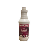 Pet Spotter - Pet Spot and Stain Remover with Deodorizer - 1 Quart