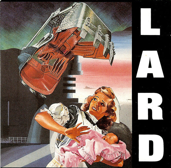 Lard - The Last Temptation Of Reid LP