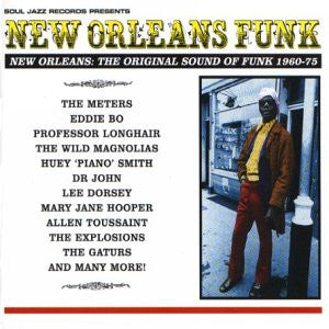 Various - New Orleans Funk