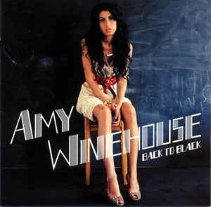 Amy Winehouse - Back In Black LP
