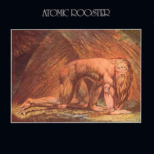 Atomic Rooster - Death Walks Behind You LP