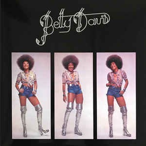 Betty Davis - Betty Davis LP