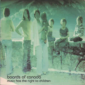 Boards Of Canada - Music Has The Right To Children LP