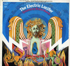 Bruce Haack - Electric Lucifer LP
