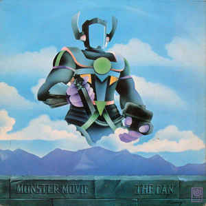 Can - Monster Movie LP