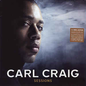 Carl Craig - Sessions 3LP