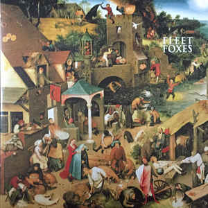 Fleet Foxes - Fleet Foxes 2LP
